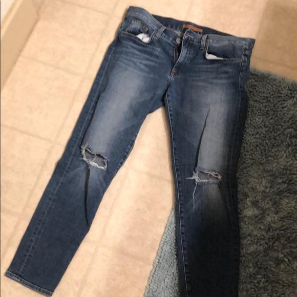 Rebecca Minkoff Denim - Rebecca Minkoff Mercer boyfriend jeans
